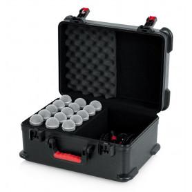 GATOR GTSA-MIC15 кейс для 15 микрофонов фото