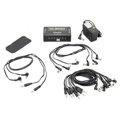 DUNLOP DCB-10 DC BRICK Адаптер питания педалей эффектов фото