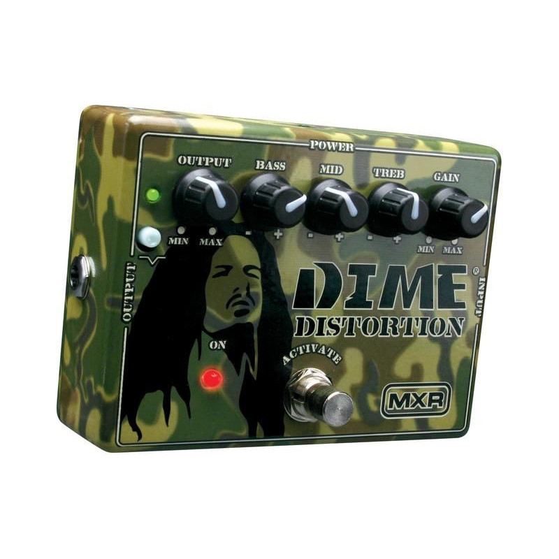 DUNLOP DD11 MXR DIME DISTORTION Педаль эффектов фото