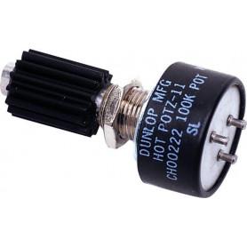 DUNLOP ECB024B HOT POTZ-II 100K POTENTIOMETER потенциометр для wah педалей фото