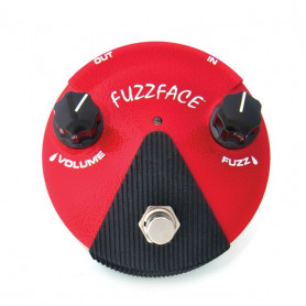 DUNLOP FFM2 FUZZ FACE MINI GERMANIUM Гитарный эффект фузз фото