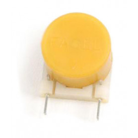 DUNLOP FL01Y FASEL INDUCTOR CUP CORE YELLOW Гитарная электроника фото