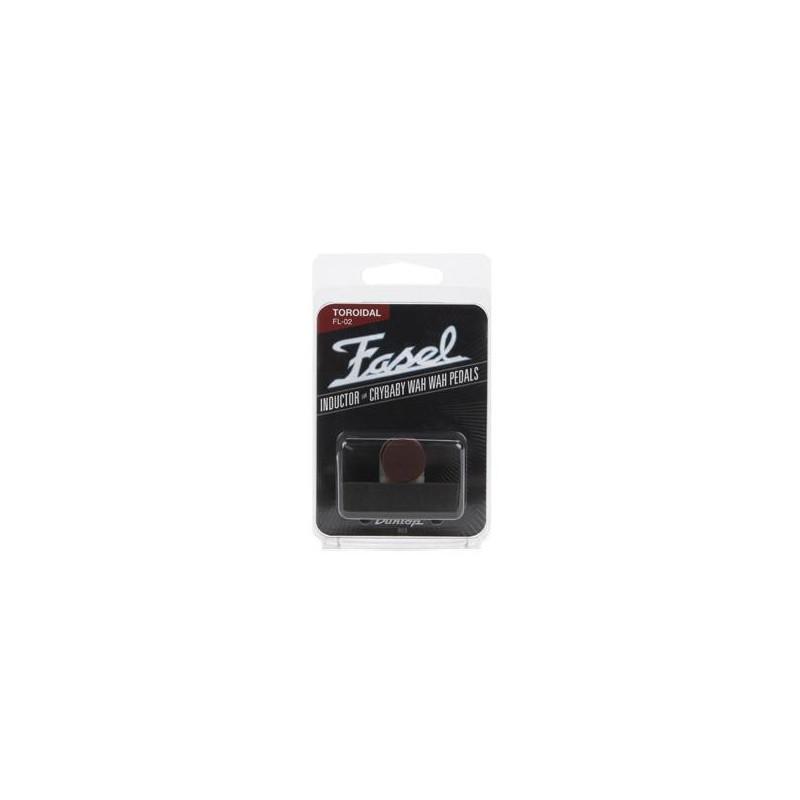 DUNLOP FL02R FASEL INDUCTOR TOROIDAL RED Гитарная электроника фото