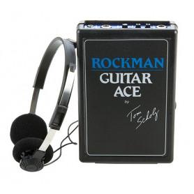 DUNLOP ROCKMAN GA Миниатюрный гитарный усилитель фото