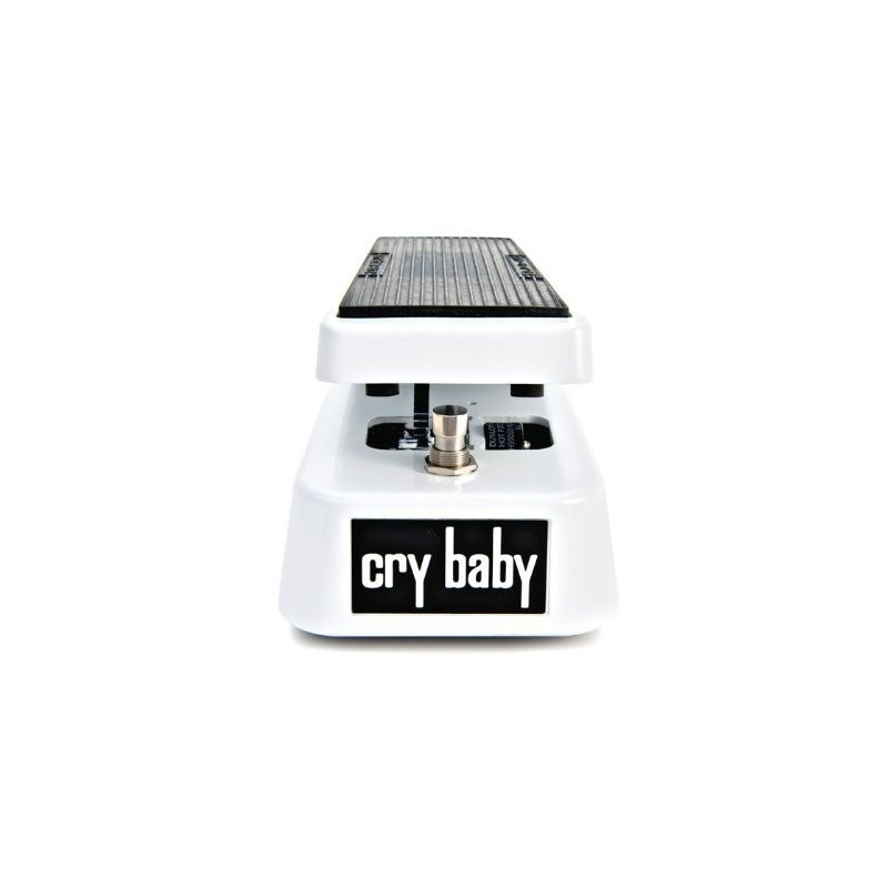 DUNLOP GCB95 CRYBABY ORIGINAL LIMITED EDITION (WHITE SPARKLE) Педаль эффектов фото