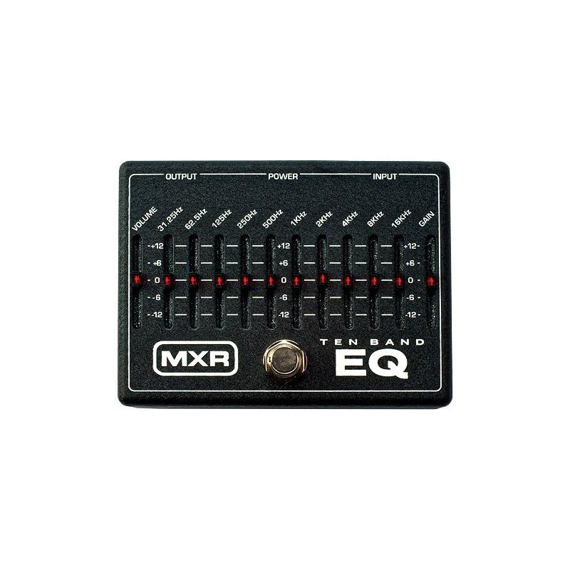 DUNLOP M108 MXR 10-BAND GRAPHIC EQ Педаль эффектов фото