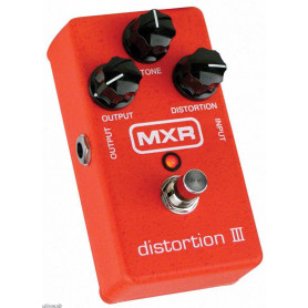 DUNLOP M115 MXR DISTORTION III Педаль эффектов фото
