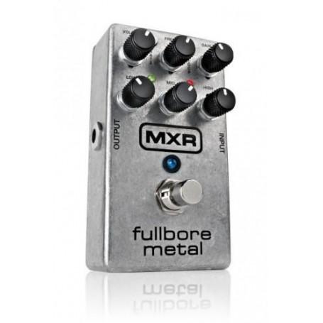 DUNLOP M116 MXR FULLBORE METAL Педаль эффектов фото
