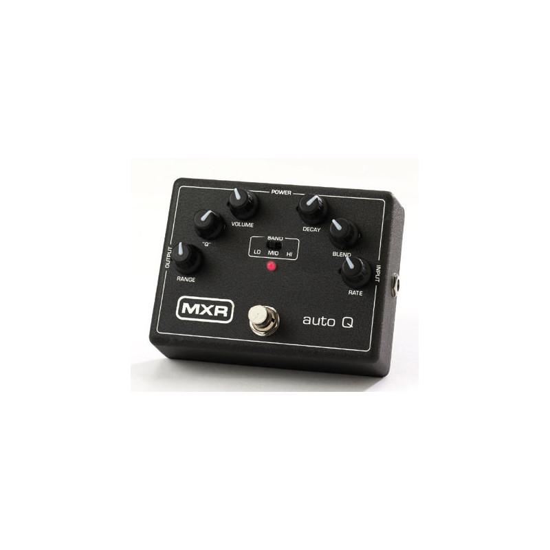 DUNLOP M120 MXR AUTO Q Педаль эффектов фото