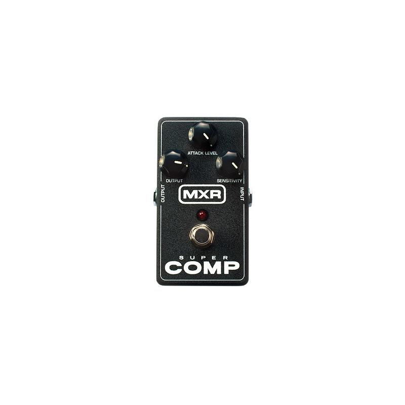 DUNLOP M132 MXR SUPER COMP Педаль эффектов фото