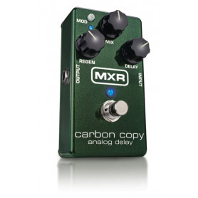 DUNLOP M169 MXR CARBON COPY ANALOG DELAY Педаль эффектов фото