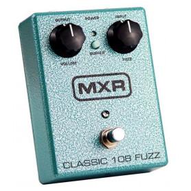 DUNLOP M173 MXR CLASSIC 108 FUZZ Педаль эффектов фото