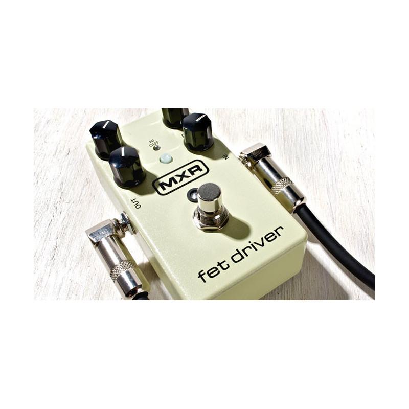 DUNLOP M264 MXR FET DRIVER Гитарный эффект фото