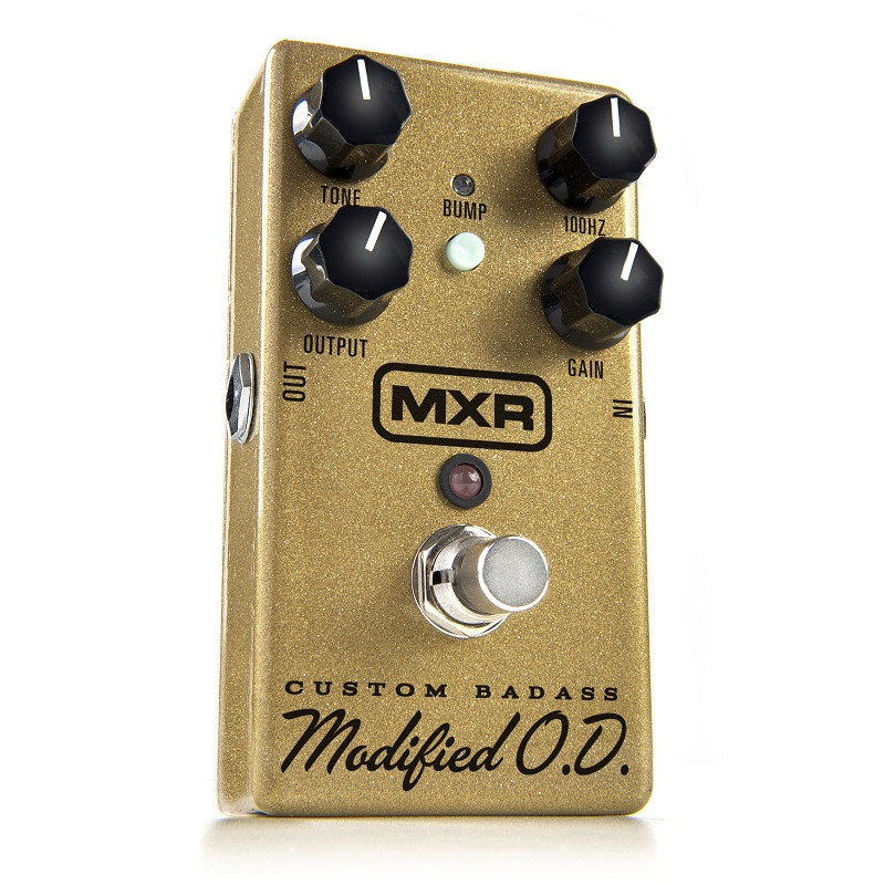DUNLOP M77SE MXR CUSTOM BADASS MODIFIED O.D. SPECIAL EDITION Педаль эффектов фото