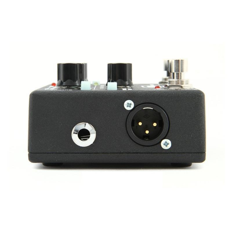 DUNLOP M80 MXR BASS D.I.+ Педаль эффектов фото
