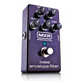 DUNLOP M82 MXR BASS ENVELOPE FILTER Педаль эффектов фото