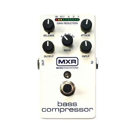 DUNLOP M87 MXR BASS COMPRESSOR Педаль эффектов фото