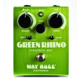 WAY HUGE GREEN RHINO OVERDRIVE MKII Педаль эффектов фото