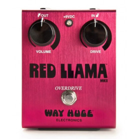 WAY HUGE RED LLAMA OVERDRIVE MKII Педаль эффектов фото