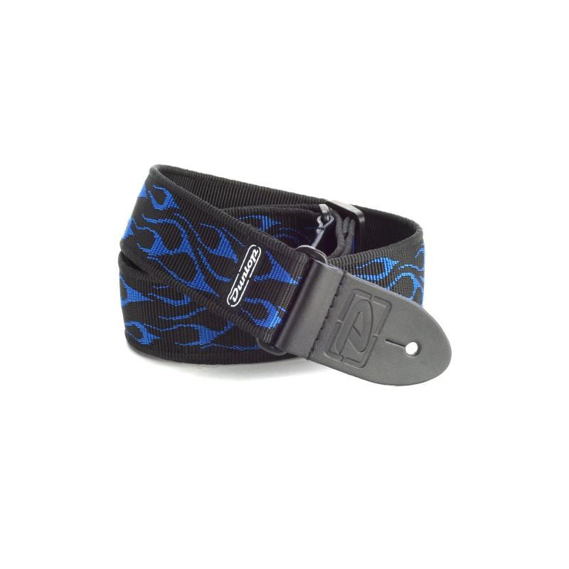 DUNLOP D3811 BL FLAMBE BLUE Ремень фото