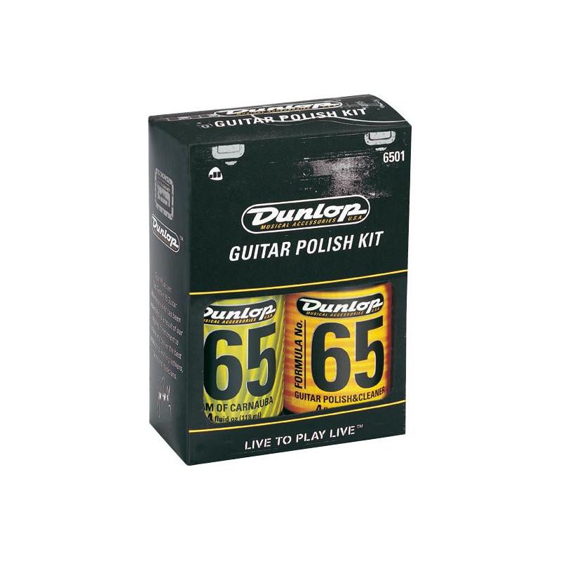DUNLOP 6501 GUITAR POLISH KIT Средство по уходу за гитарой фото