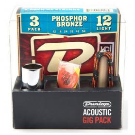 DUNLOP GA24 ACOUSTIC GIG PACK Средство по уходу за гитарой фото