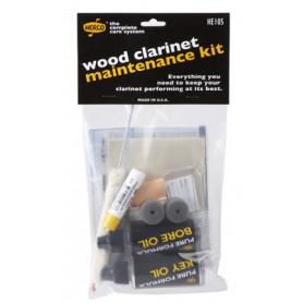 DUNLOP HE105 Wood Clarinet Maintenance Kit Средство по уходу за духовыми инструментами фото