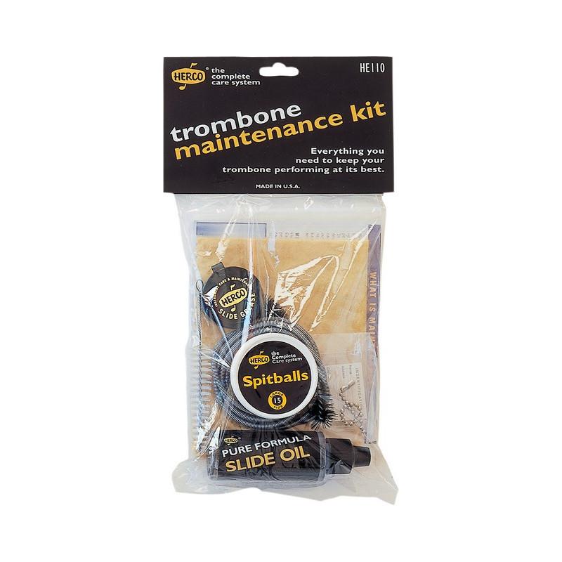 DUNLOP HE110 Trombone Maintenance Kit Средство по уходу за духовыми инструментами фото