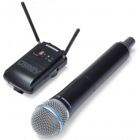 SAMSON SWC88VHQ8E UHF CONCERT 88 CAMERA (HANDHELD) Радиомикрофон/система фото