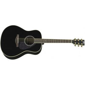 YAMAHA LL6 BL ARE Электро-акустическая гитара фото