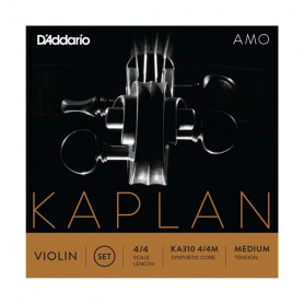 D`ADDARIO KA310 4/4M KAPLAN AMO VIOLIN STRINGS 4/4 MEDIUM Струны для скрипки фото