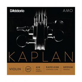 D`ADDARIO KA310 4/4M KAPLAN AMO VIOLIN STRINGS 4/4 MEDIUM Струны для скрипки фото