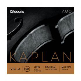 D`ADDARIO KA410 4/4LM KAPLAN AMO VIOLA 4/4 MEDIUM, LONG SCALE Струны для альта фото