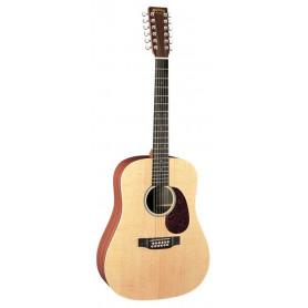 MARTIN D12X1AE 12-струнная электро-акустическая гитара фото