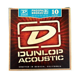 DUNLOP DAP1047J PHOSPHOR BRONZE EXTRA LIGHT-12 (10-47) Струны фото
