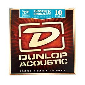 DUNLOP DAP1047J PHOSPHOR BRONZE EXTRA LIGHT-12 (10-47) Струны фото
