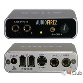 Звуковая карта FireWire Echo AudioFire 2 фото