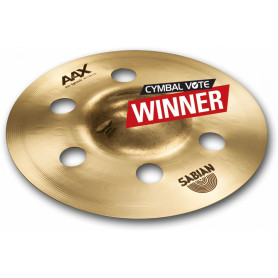 "SABIAN 21005XAB 10\"" AAX Air Splash (Brilliant) Тарелка фото"