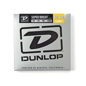 DUNLOP DBSBS40100 SUPER BRIGHT STEEL 40-100 Струны для бас-гитары фото