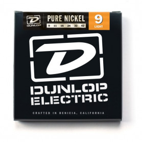 DUNLOP DEK0942 PURE NICKEL LIGHT 09-42 Струны фото