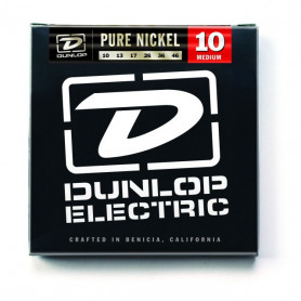 DUNLOP DEK1046 PURE NICKEL MEDIUM 10-46 Струны фото