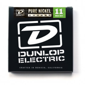 DUNLOP DEK1150 PURE NICKEL MED/HEAVY 11-50 Струны фото