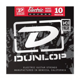 DUNLOP DEN1046 ELECTRIC MEDIUM 10 Струны фото