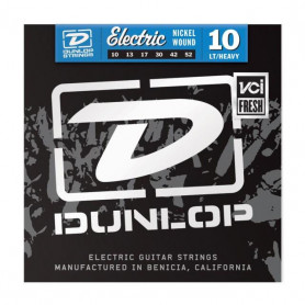 DUNLOP DEN1052 ELECTRIC MEDIUM HEAVY BOTTOM 10 Струны фото