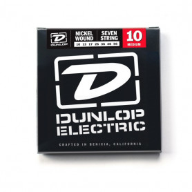 DUNLOP DEN1056 ELECTRIC MEDIUM 7-STRING 10 Струны фото