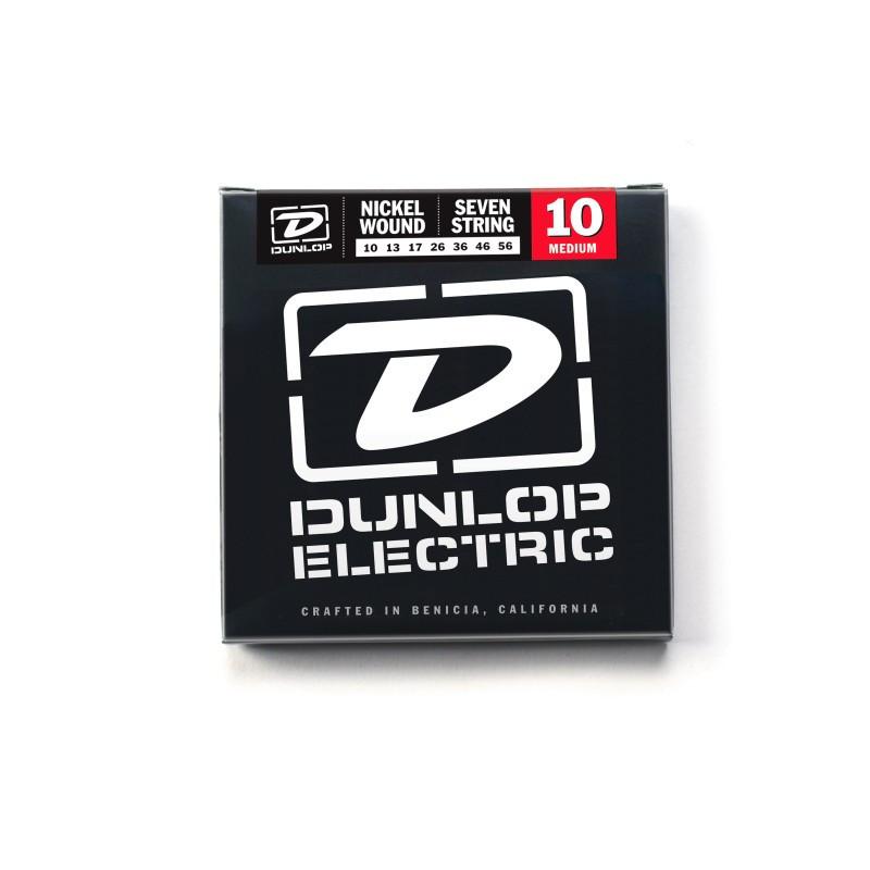 DUNLOP DEN1056 ELECTRIC MEDIUM 7-STRING 10 Струны фото
