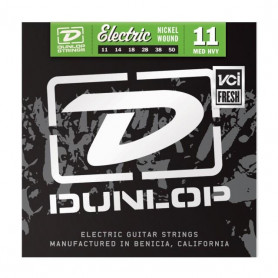 DUNLOP DEN1150 ELECTRIC MEDIUM HEAVY 11 Струны фото