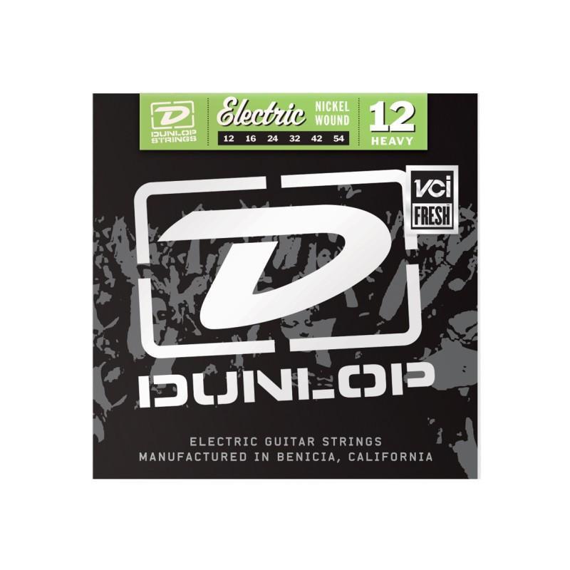 DUNLOP DEN1254 ELECTRIC HEAVY 12 Струны фото