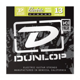 DUNLOP DEN1356 ELECTRIC EXTRA HEAVY 13 Струны фото
