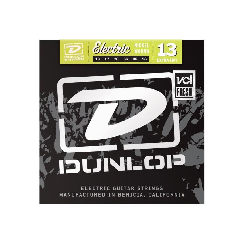 DUNLOP DEN1356 ELECTRIC EXTRA HEAVY 13 Струны фото